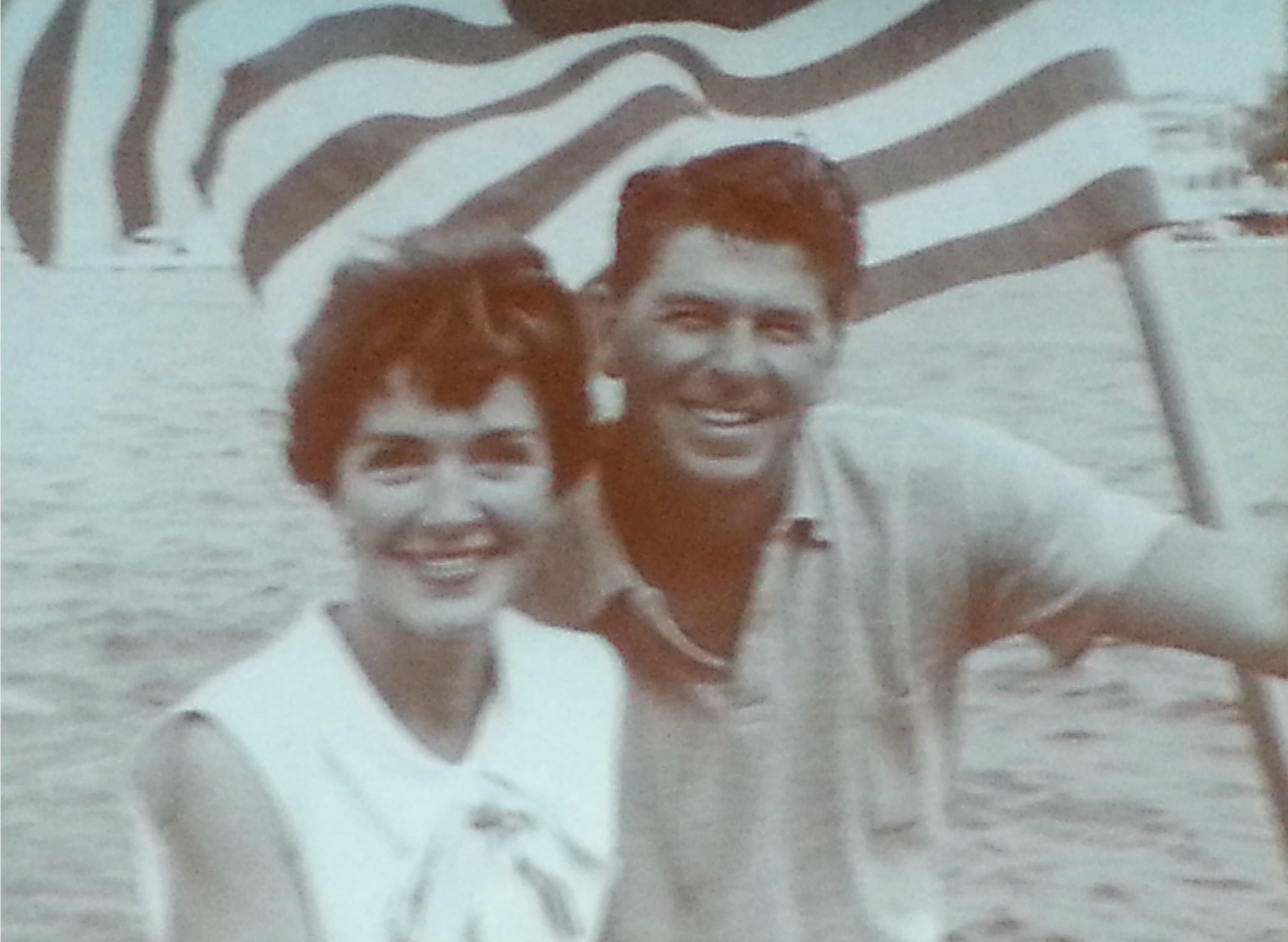regent hosts th annual reagan symposium the daily runner ronald and nancy reagan
