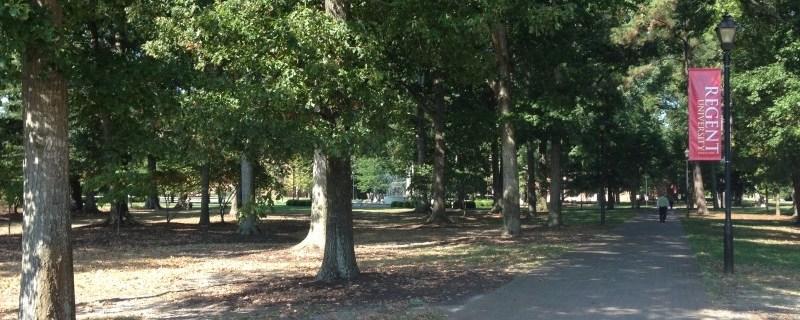 Regent campus-campo article