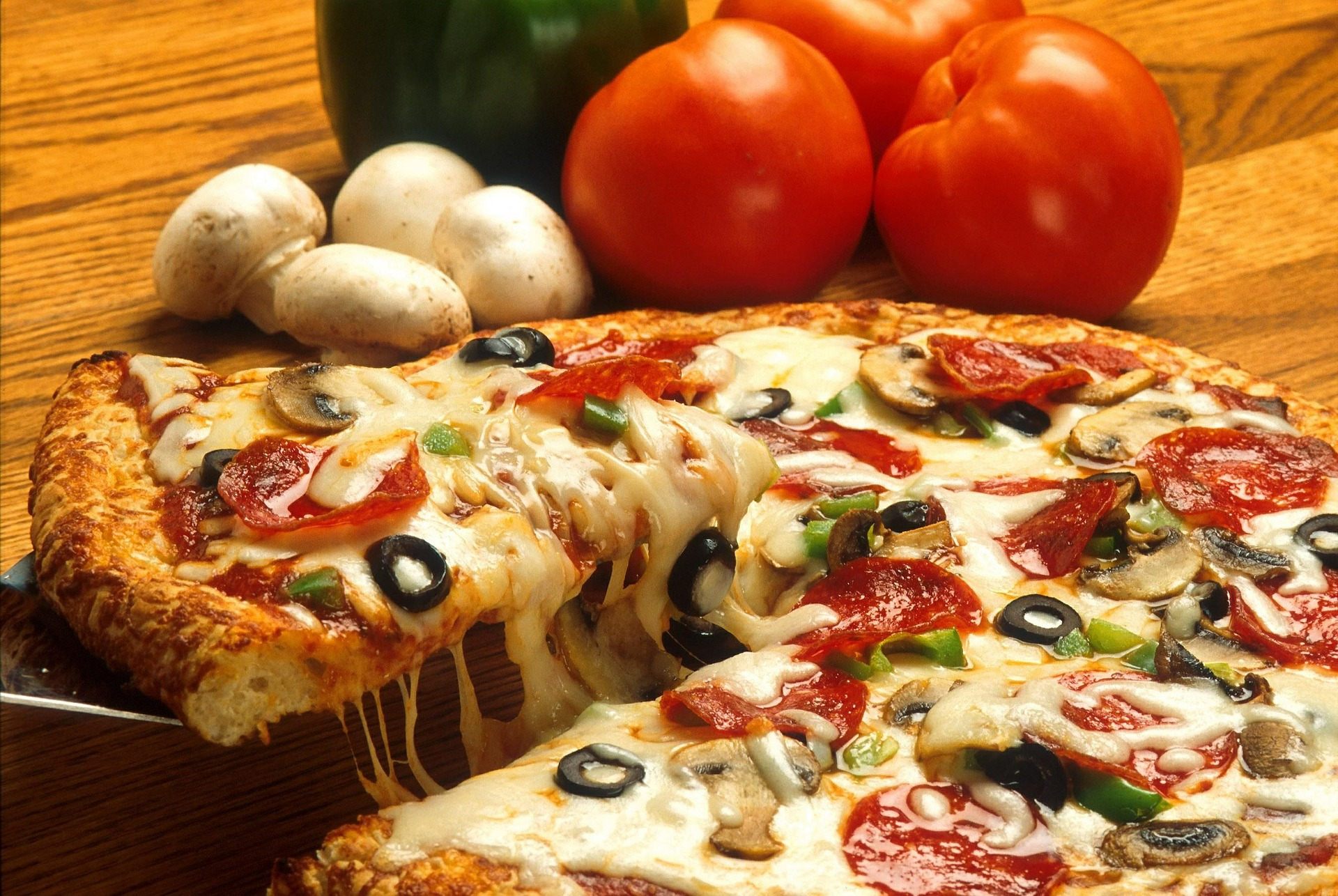 Pizza Places Near Virginia Beach