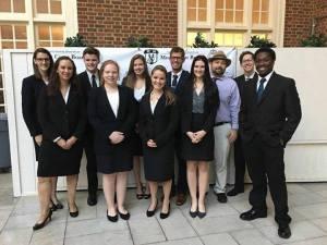 The Fall 2017 RUDA team, Oct. 2017. (Katie Zehnder)