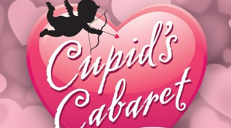Front Page Web Graphic. Cupid's Cabaret