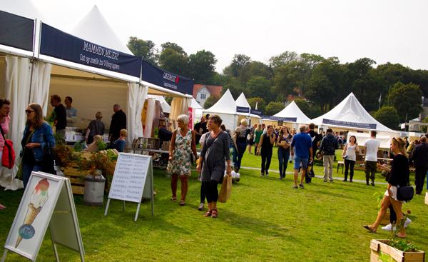 The Food Festival in Aarhus