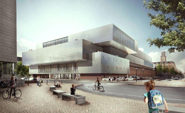 Experimentarium City in Copenhagen Re-opened