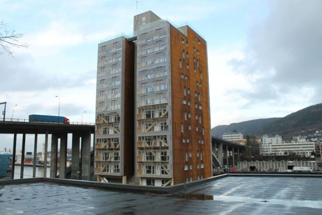 Norway Will Be Home to World's Highest Wooden Building