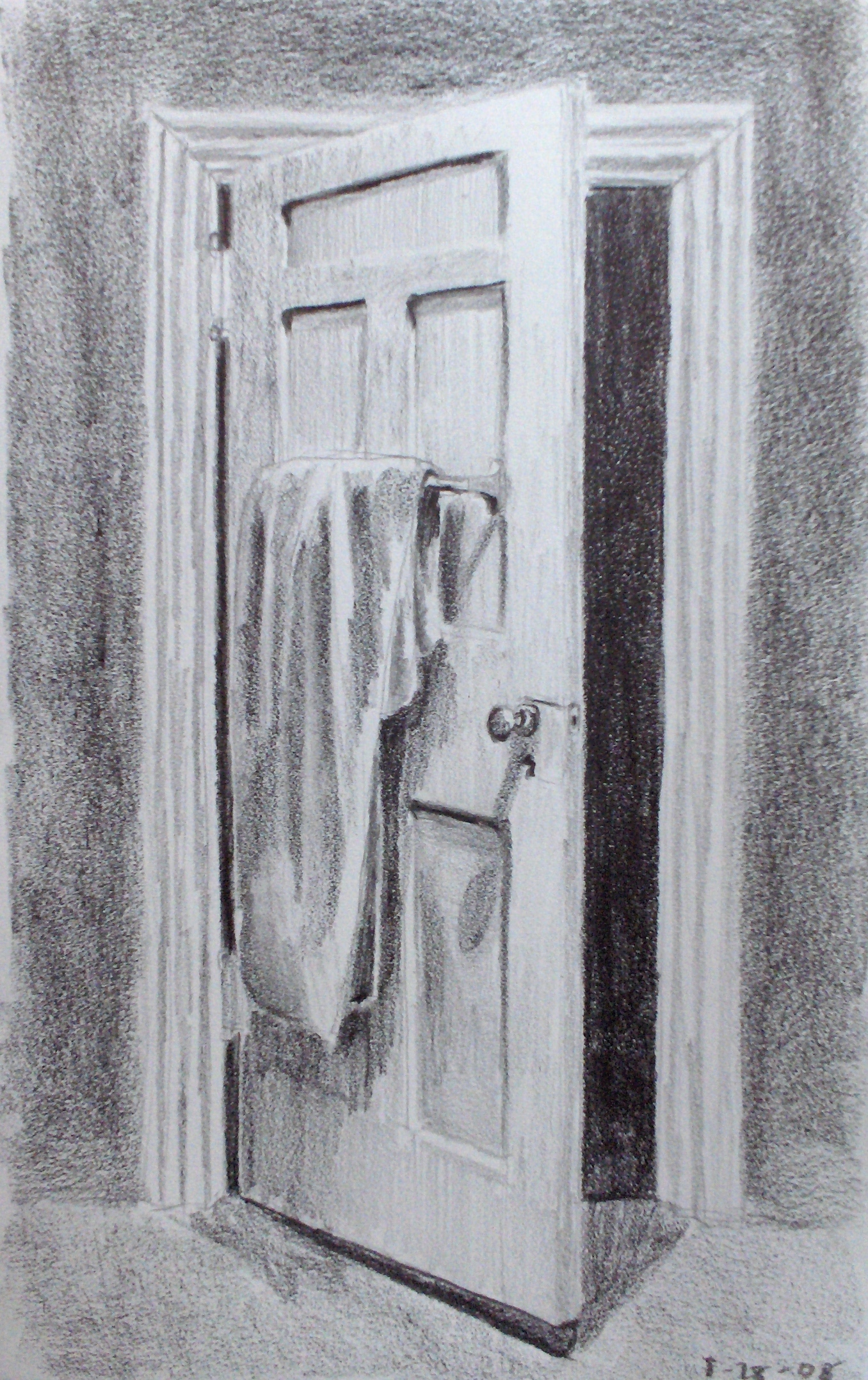 Door pencil drawing r 1524004988 door design inspiration