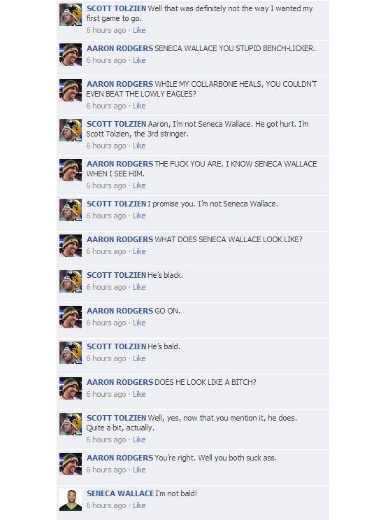 ProFootballMock\u0027s NFL QBs on Facebook Convos A Fine Line - Daily Snark