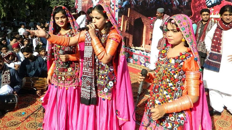 Image result for rich culture of sindh