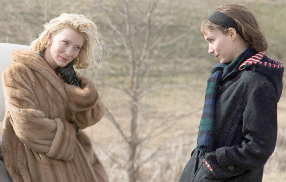 Rooney Mara Wallpaper Hd Carol Captures Nuanced Performances From Actresses Daily