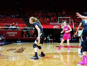 Women's basketball: Utes fall to Ducks in pivotal Pac-12 seeding matchup