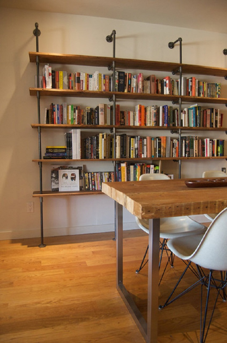 Book Shelfs 7 Diy Bookshelves Creative Ideas And Designs