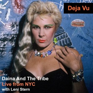 DEJA VU SINGLE COVER 1400x1400