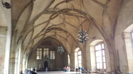 Vladislav Hall in Old Royal Palace
