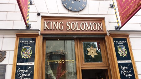 King Solomon Restaurant Prague
