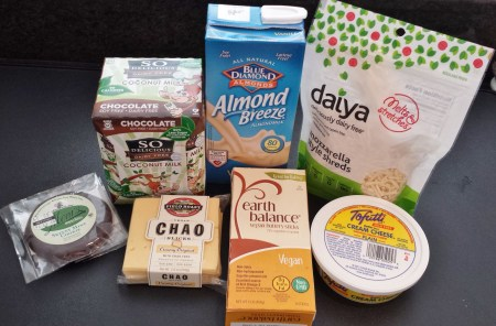 Whole Foods Dairy Free Care Package