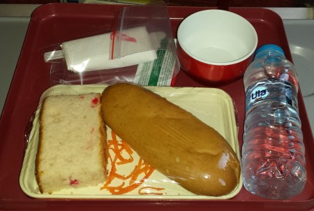 In-flight Snack on Air India