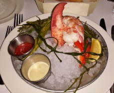 Lobster Cocktail Appetizer