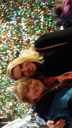 My Ladies with the Rock Center Tree