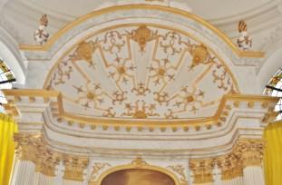 Chapelle d'Aubigne Detail