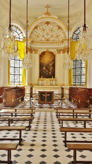 Chapelle d'Aubigne