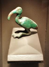 Rouen Antiquities Museum Egyptian Ibis