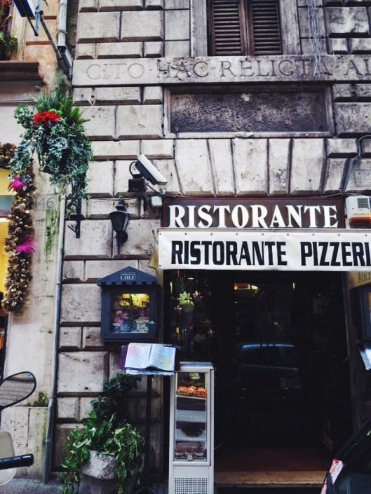 Rome ristorante