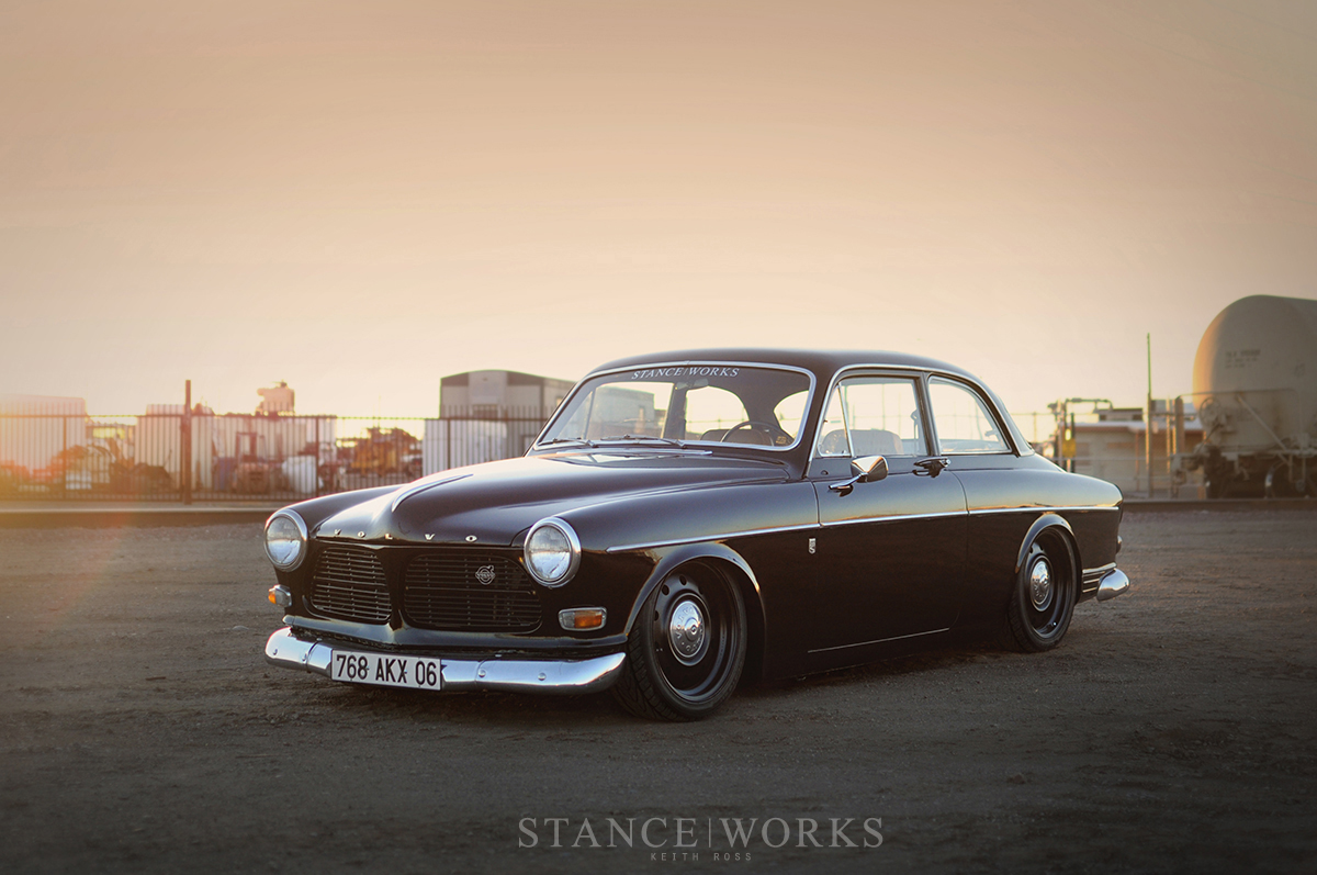 Volvo Amazon Brilliant 1966 Volvo Amazon Dakos3