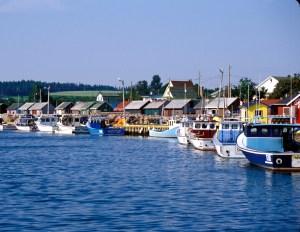 North Rustico Harbor