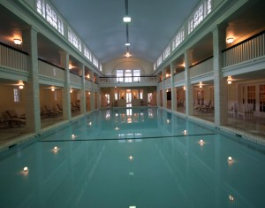 Bedford Springs indoor pool