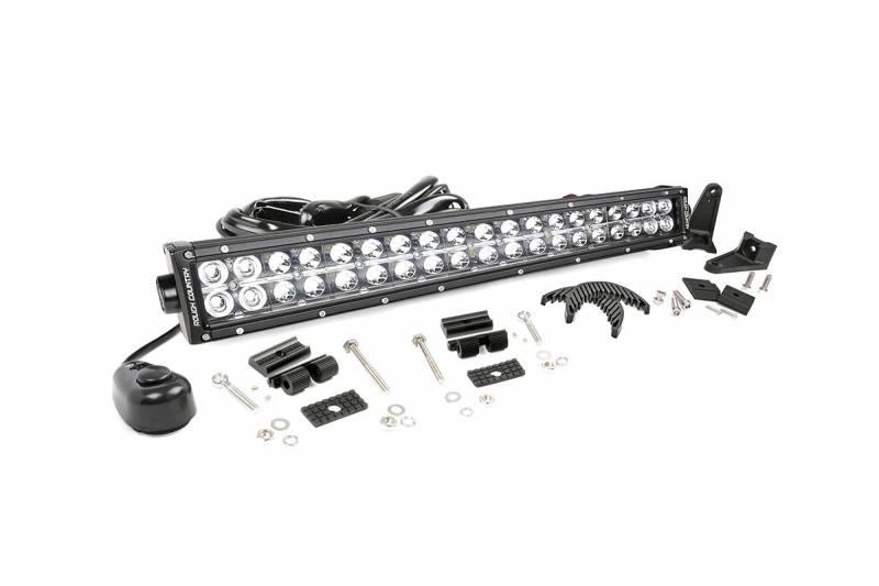 jeep wrangler light kits