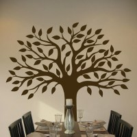 Perfect Pretty Tree Wall Decal Sticker Graphic