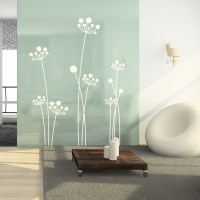 Simple Mod Dandelions - Set of 7 - Wall Decals Stickers ...
