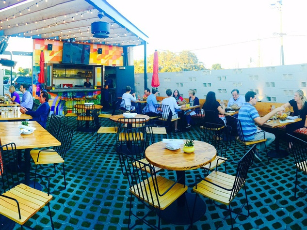 The 10 Best New Dallas Patios For Eating And Drinking Al