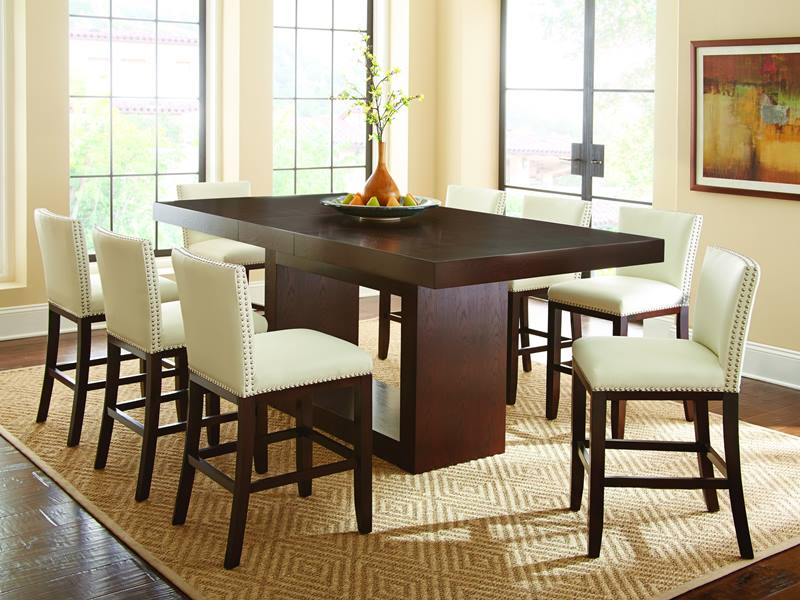 Kitchen Counter Height Steve Silver |at700 Antonio Ii Counter Height Table Set