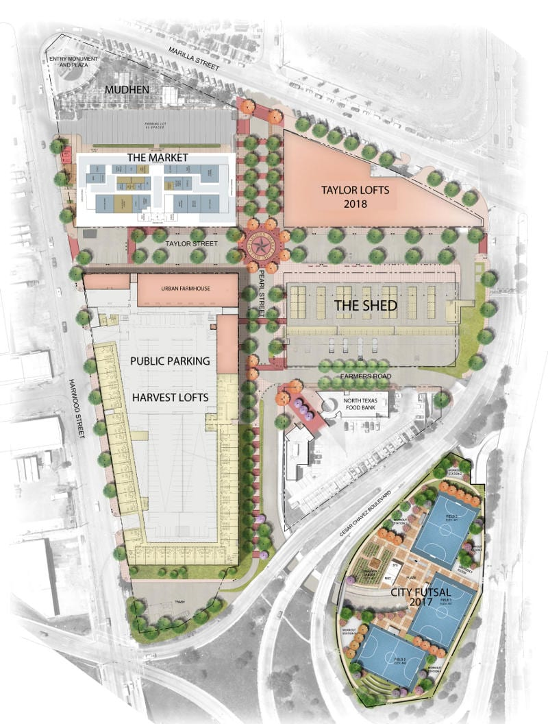 Plan A Visit Dallas Farmers Market