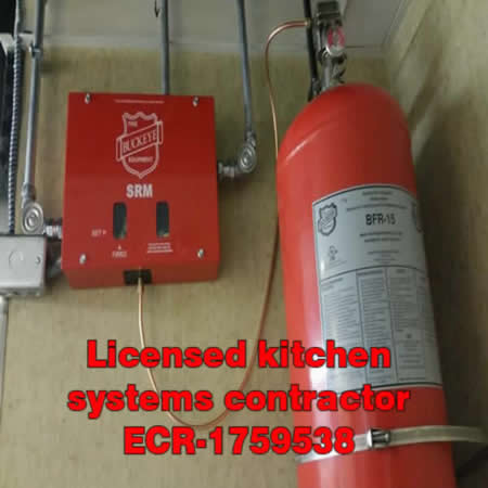Ansul Fire Suppression System For Kitchen - Kitchen Appliances Tips