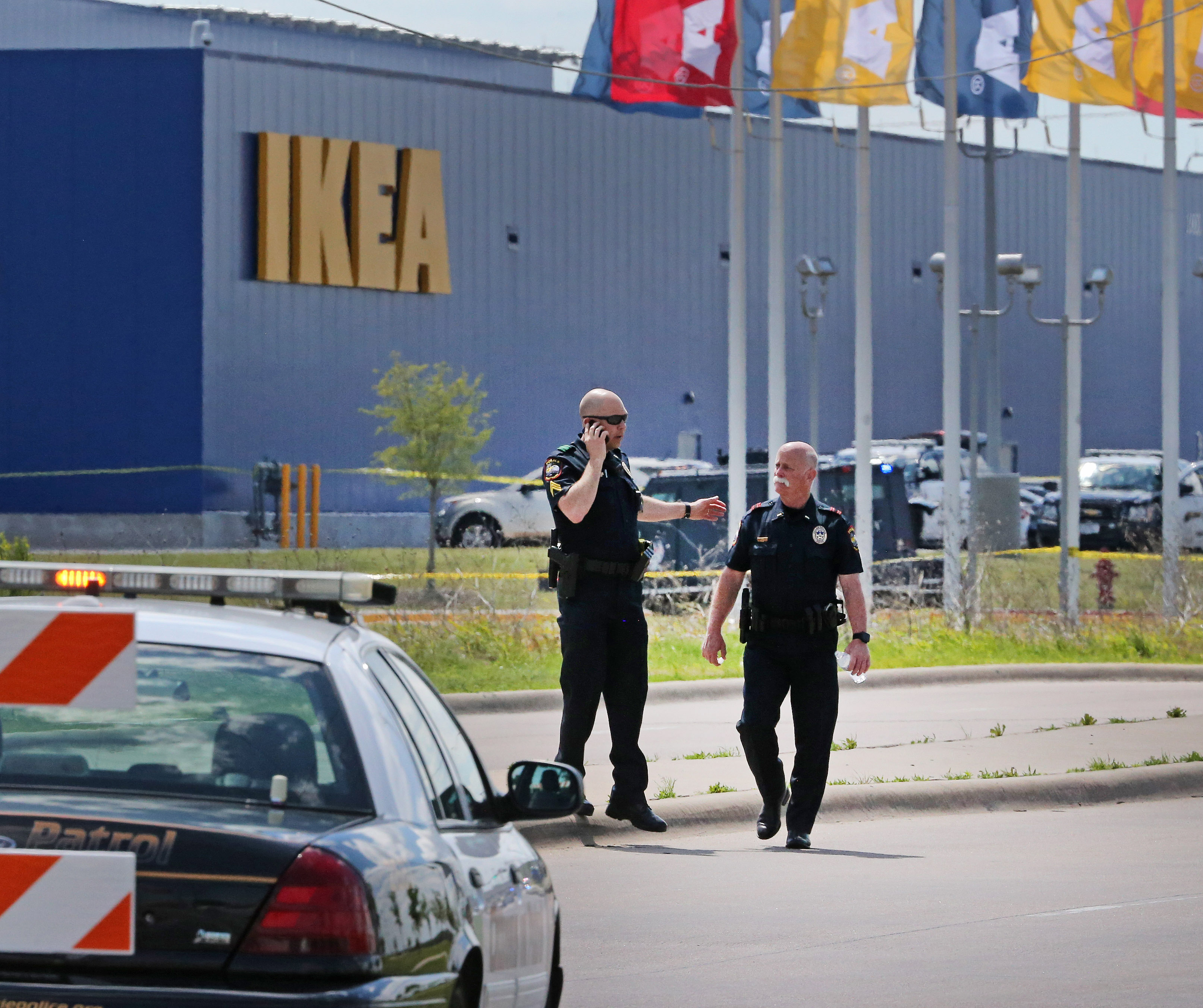 Ikea Frisco Authorities Id Man Killed In Shootout With Police Near Ikea In