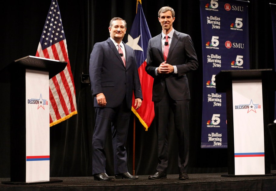 Cruz Hits Orourke For Voting No On Funds For Israels