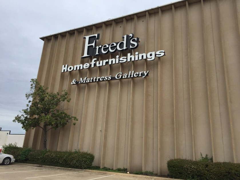 Freed39s Furniture Whose Jingle Says 39you Can Afford Your