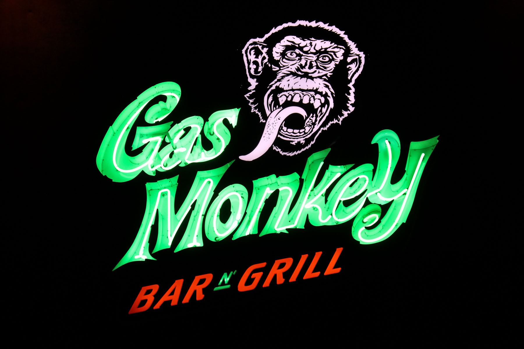 Monkey Bar Is Dallas Famous Gas Monkey Bar N Grill Operating Illegally