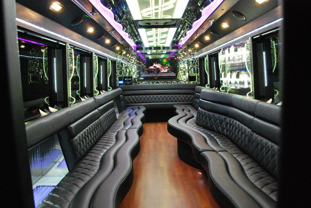 Car Rental Or Shuttle Party Bus Rentals Dallas Tx Party Buses
