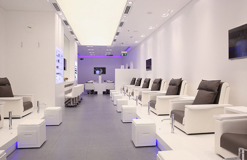 Nails The Modern Manicure Studio Dalma Mall The Best