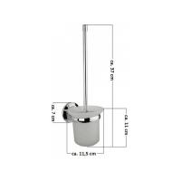 Design Badezimmer-Set/Garnitur/4-teilig/Bad/WC, 59,99