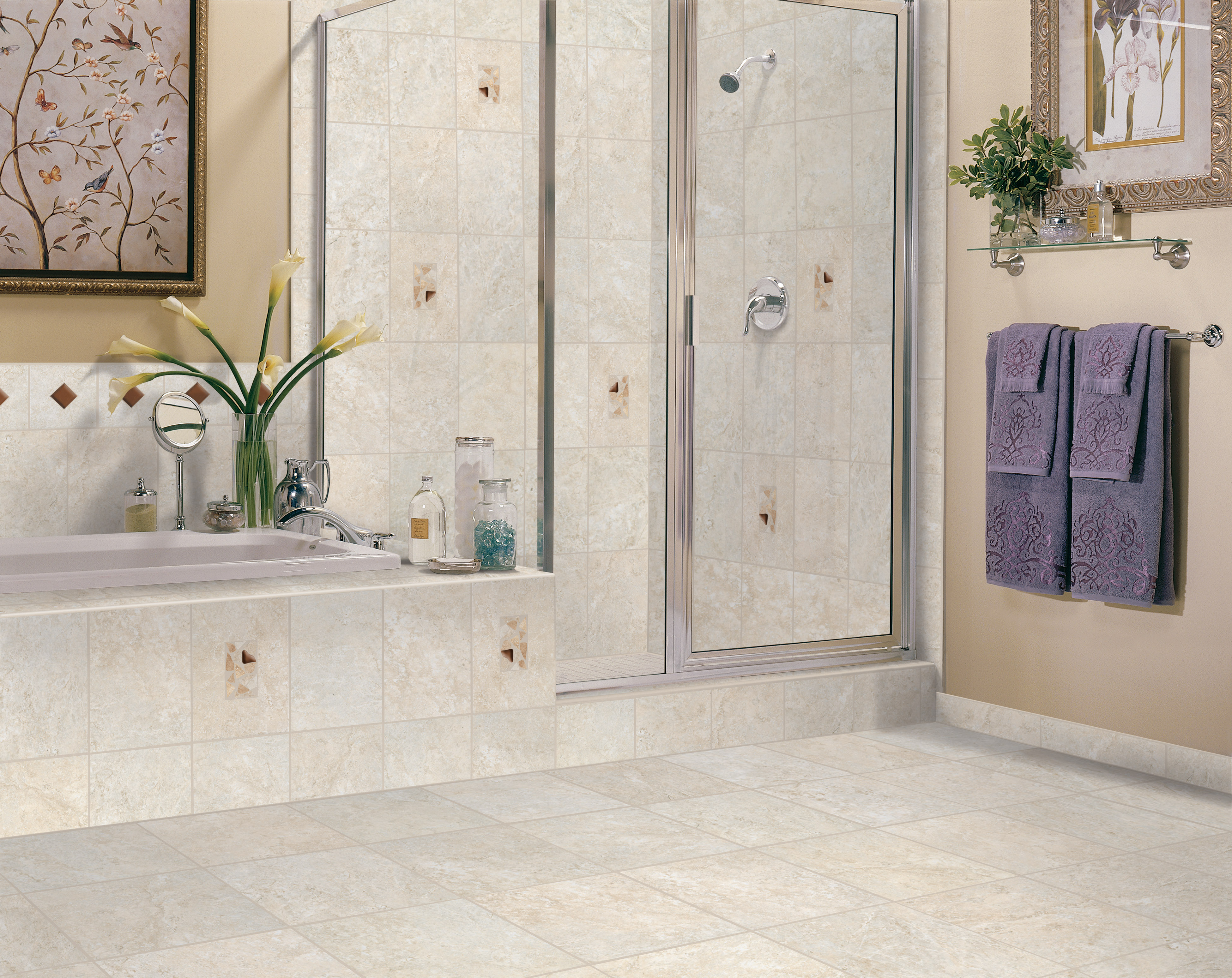 Comfortable Porcelain Vs Ceramic Difference Between Ceramic Tile Vs