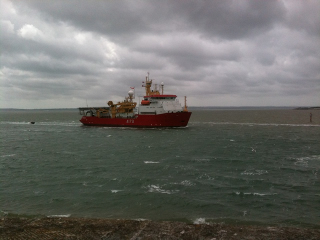 HMS Protector