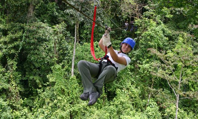 Costa Rica Family Adventure Vacations