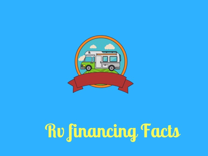 rv financing facts