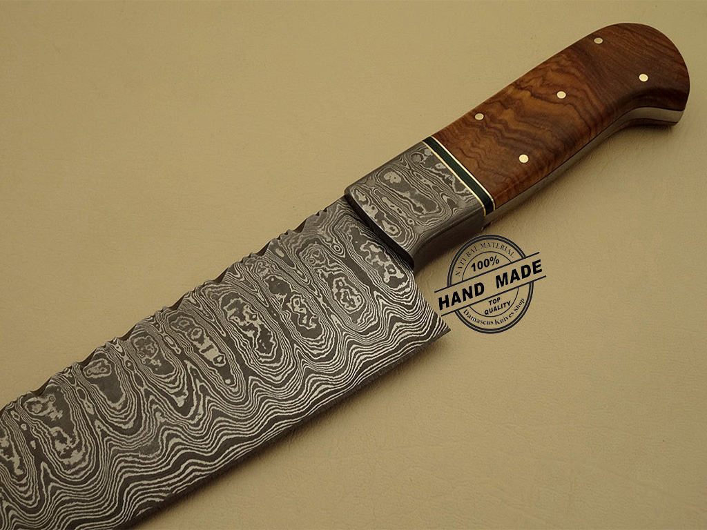 damascus kitchen chef knife custom handmade damascus steel kitchen chef kitchen knives kitchen knives buying guide