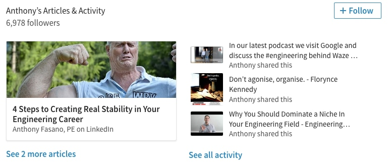 LinkedIn Tips for Engineers Improve Your Profile Autodesk