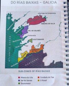 Albarino Map