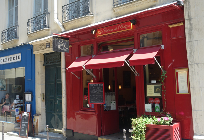 La Cuisine Paris La Cuisine De Philippe Paris Review | Travelsort